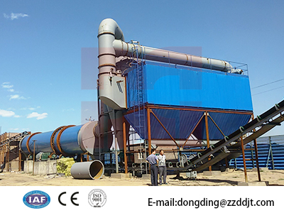 Poultry Manure Rotary Dryer