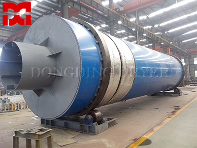 Three-layer Drum Dryer