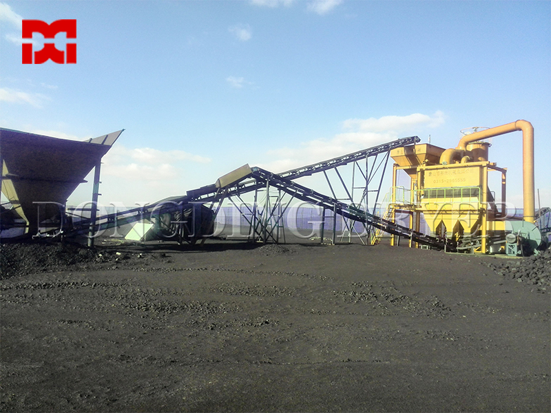 Composite Dry Coal Preparation